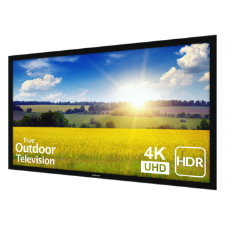 SunBrite™ Pro 2 Series Full Sun 4K UHD 1000 NIT Outdoor TV - 65' | Silver