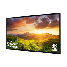 SunBrite™ Signature Series 4K Ultra HD Partial Sun Outdoor TV - 43'