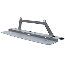 SunBriteTV® Tabletop Stand for Pro Series Outdoor TV - 55' (Silver)