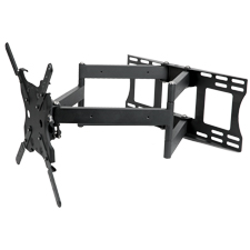 SunBrite™ Dual Arm Articulating Mount for 49'-80' Extra Large Displays (Black)