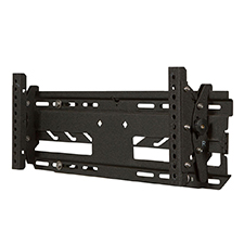 SunBriteTV® Non-Articulating Wall Mount for 42'-65' Outdoor TVs - Black