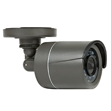 Luma Surveillance™ 100 Series Bullet Analog Camera | Gray