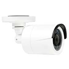 Luma Surveillance™ 100 Series Bullet Analog Camera | White