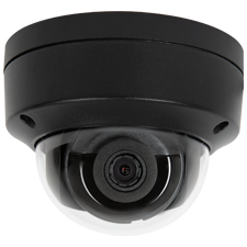 Luma Surveillance™ 410 Series Dome IP Outdoor Camera | Black