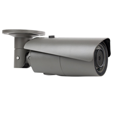 Luma Surveillance™ 500 Series Bullet IP Outdoor Camera | Gray