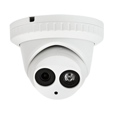 Luma Surveillance™ 500 Series Turret IP Outdoor Camera | White
