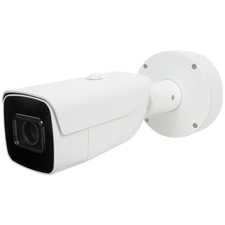 Luma Surveillance™ 710 Series Bullet IP Outdoor Camera with Heater | White