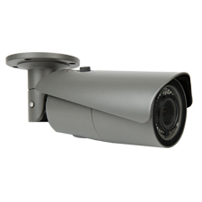 Luma Surveillance™ 700 Series Bullet IP Outdoor Camera with Heater