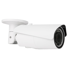 Luma Surveillance™ 700 Series Bullet IP Outdoor Camera with Heater | White