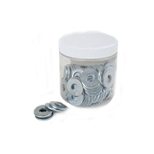 USS Flat Washers - 5/16' (Jar of 100)