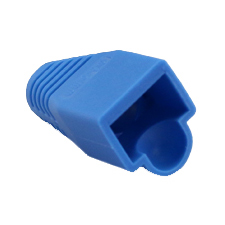 Platinum Tools™ RJ45 Boot for CAT5 (Blue | 5.5mm)