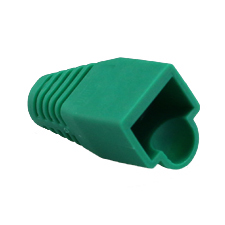 Platinum Tools™ RJ45 Boot for CAT5 (Green | 5.5mm)