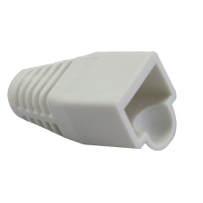 Platinum Tools™ RJ45 Boot for CAT5 (White | 5.5mm)