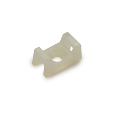 Platinum Tools™ Size #6 Low Profile Cable Mount Clip
