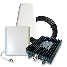 SureCall FlexPro Cellular Signal Booster Kit - Yagi/Panel