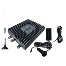 SureCall Fusion2Go Mobile In-Vehicle Cellular Signal Booster Kit