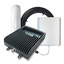 SureCall Fusion5s Cellular Signal Booster Kit - Omni/Panel