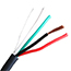 Wirepath™ 16-Gauge 4-Conductor Speaker Wire