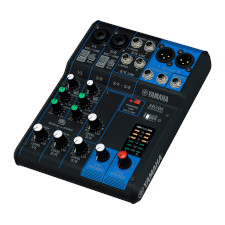 Yamaha Pro 6-Channel Tabletop Mixing Console