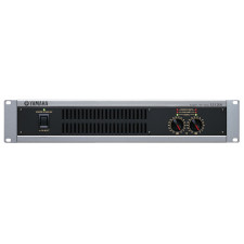 Yamaha Pro Dual Channel High Impedance Power Amplifier | 200W+200W
