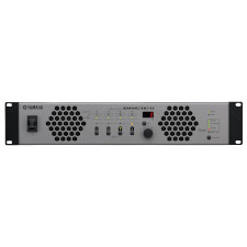 Yamaha Pro 70V/8-ohm Dante Power Amplifier | 280W x 4 Channels