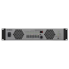 Yamaha Pro 70V/8-ohm Dante Power Amplifier | 140W x 8 Channels