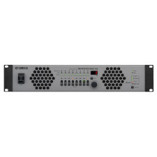 Yamaha Pro 70V/8-ohm Dante Power Amplifier | 280W x 8 Channels