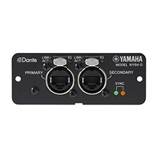 Yamaha Pro Dante Expansion Card for TF Series Consoles