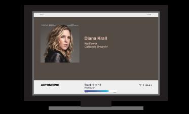 Autonomic Mirage eSeries Music Streamer