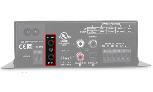 IRcontrolsMINI episode� digital mini amplifier with 35 watts per channel elan volume control wiring diagram at webbmarketing.co