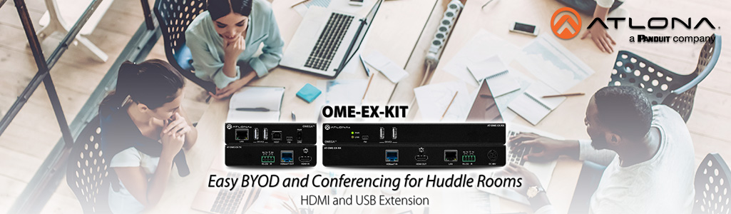 OME-EX-KIT banner showcasing both the transmitter and receiver