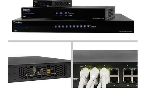 Araknis Networks 174 310 Series L2 Managed Gigabit Switch