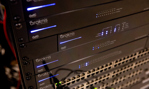Araknis 110 Router 1U Rack Mountable