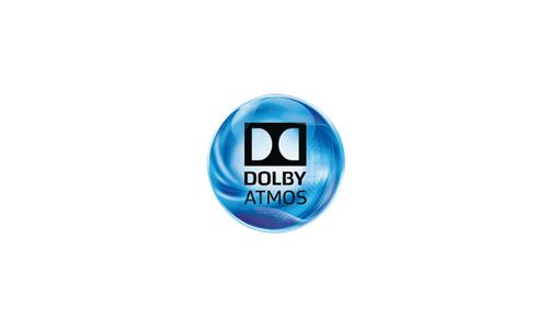 Round Dolby Atmos icon