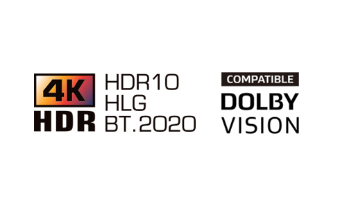 Dolby 4k icon