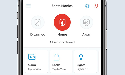 Ring app privacy screenshot