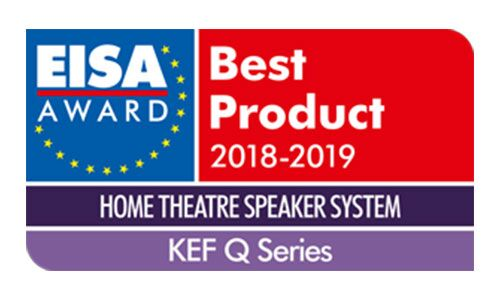Award for Best Home Theater Product 2018-2019